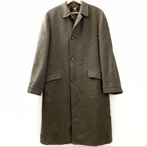 VTG Ballantyne Scottish wool men's coat
